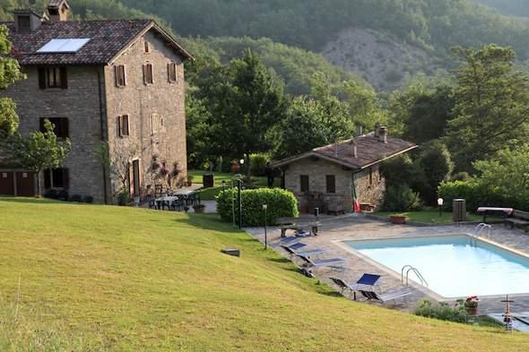Een agriturismo in Italië heb je in vele vormen
