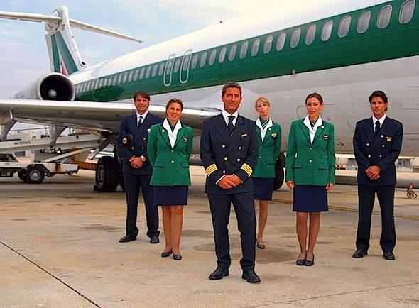 Vliegmaatschappij Italië: Alitalia