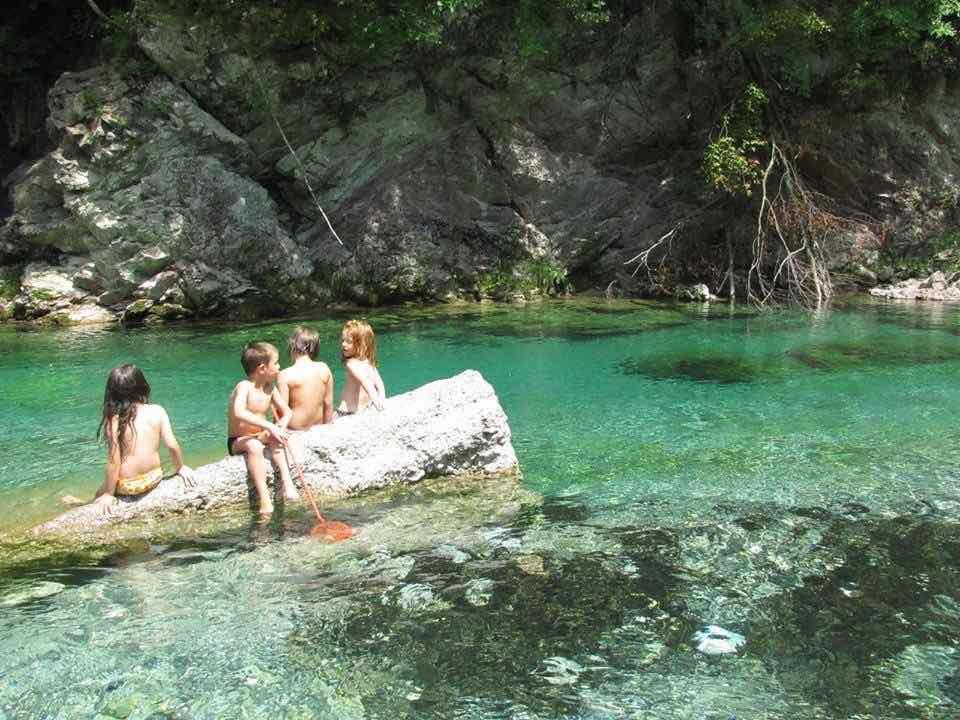 zwemmen arzino kinderen-Friuli-Venezia Giulia