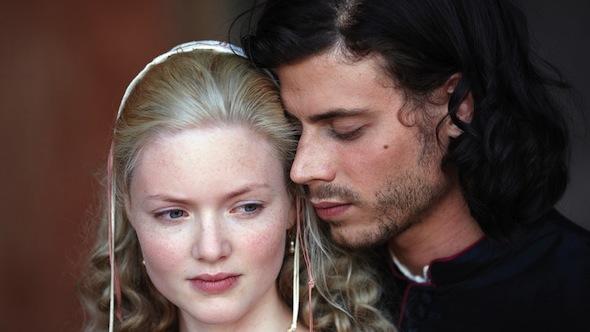 Cesare en Lucrezia