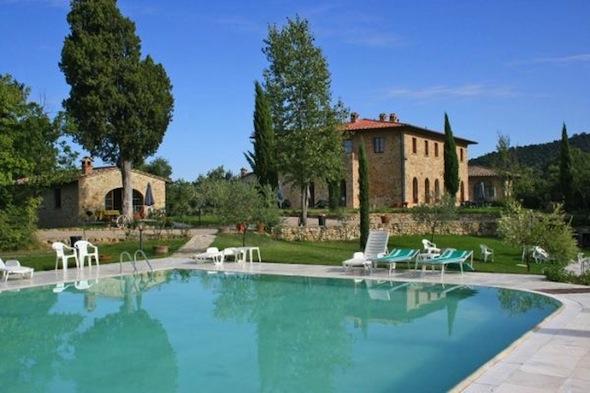 Agriturismo Italië: vaak met zwembad