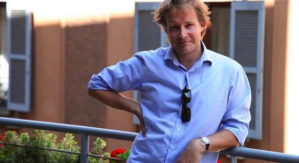 Maarten Veeger - correspondent in Italië