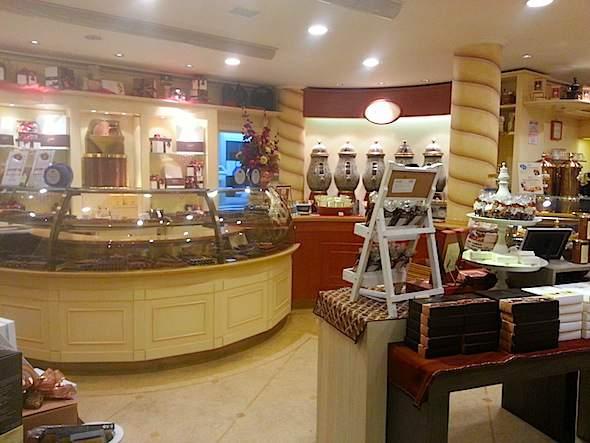 Slitti Chocolade Monsummano Toscane