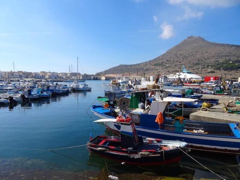Favignana - het grootste van de Egadische Eilanden