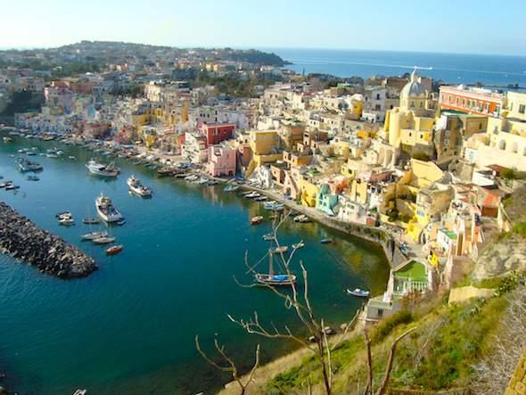 Procida Italië
