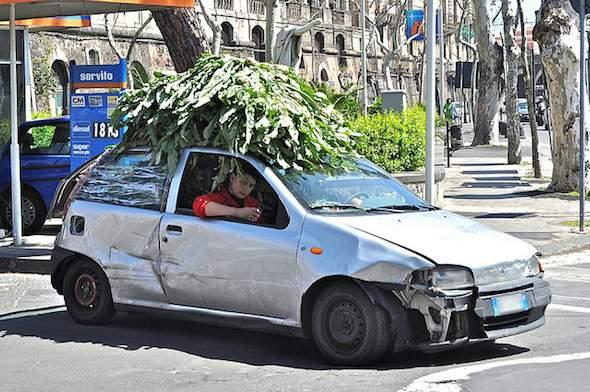 Autovakantie in Italië