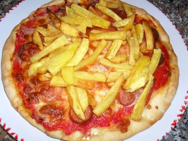 pizza-wurstel