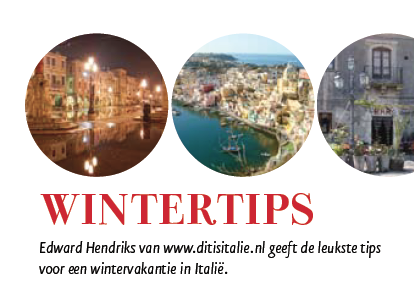 Wintertips Italië winter in Italië