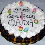 Italiaans verjaardagsfeestje