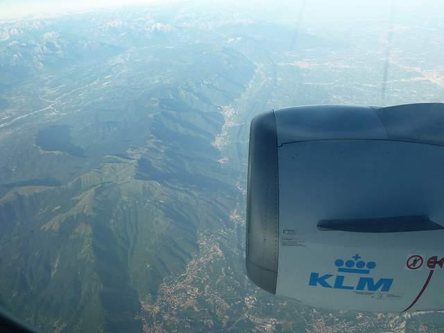 KLM vliegt weer naar Turijn