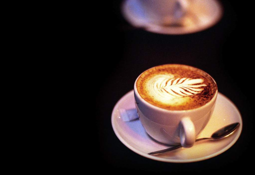 Cappuccino Koffie