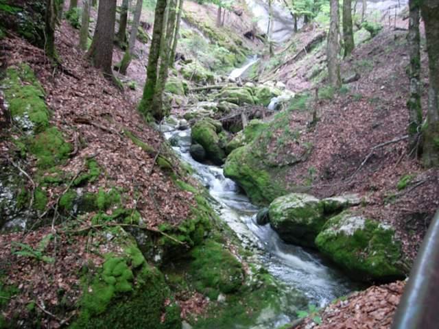 te voet naar rome 20 ruige natuur