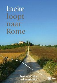 Ineke_loopt_naar_Rome