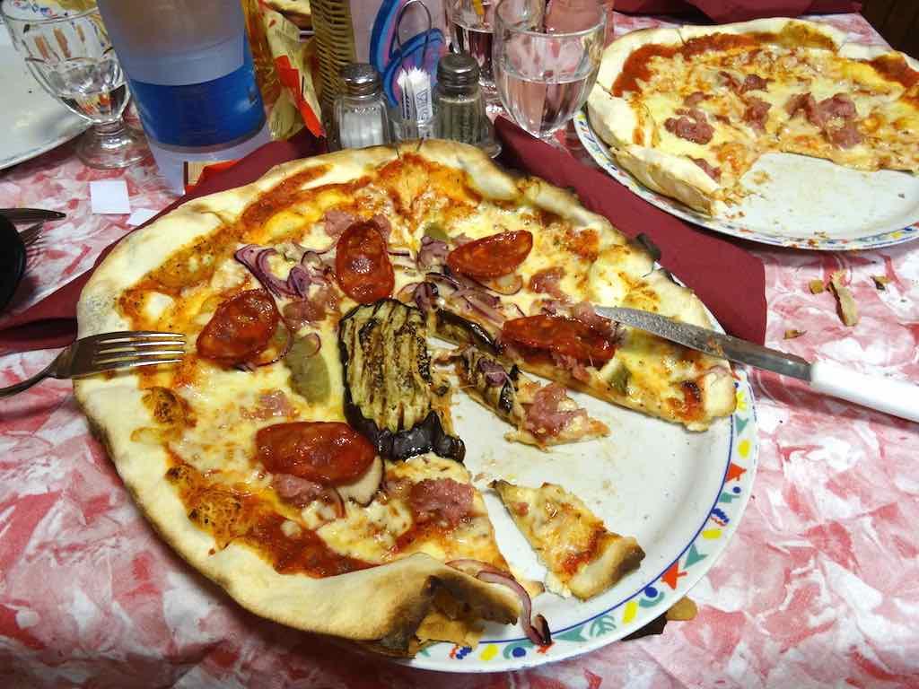 Emigreren naar Italië - elke dag pizza eten