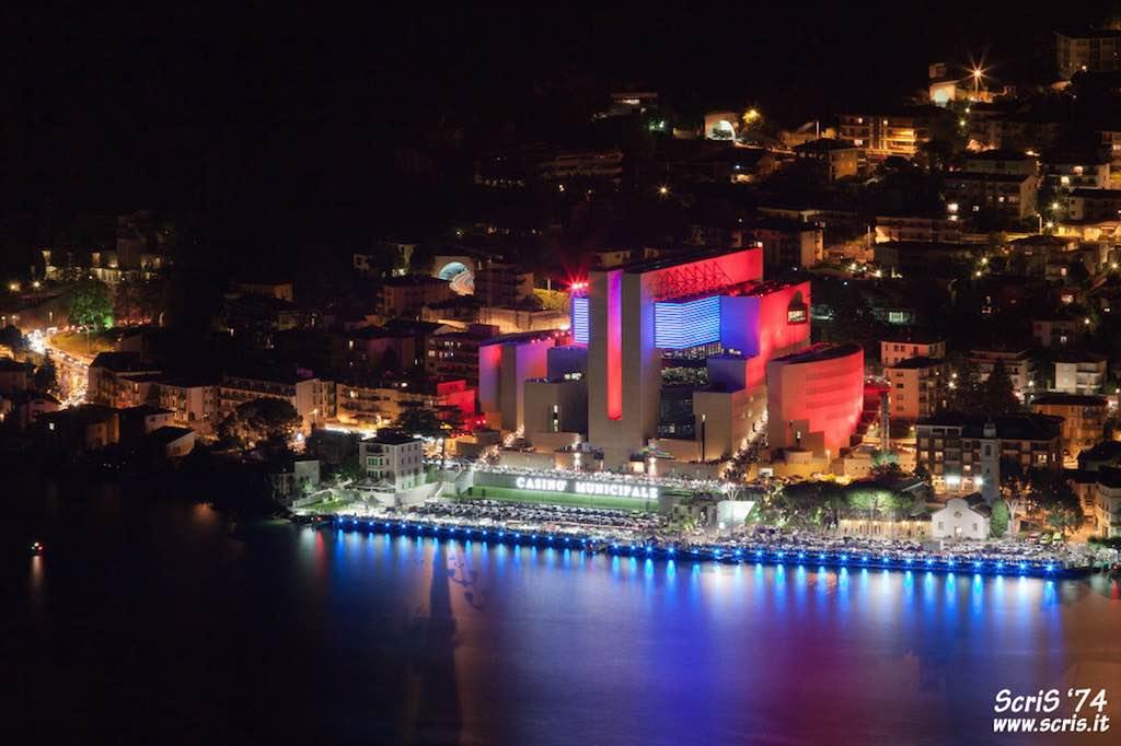 Het casino van Campione d'Italia