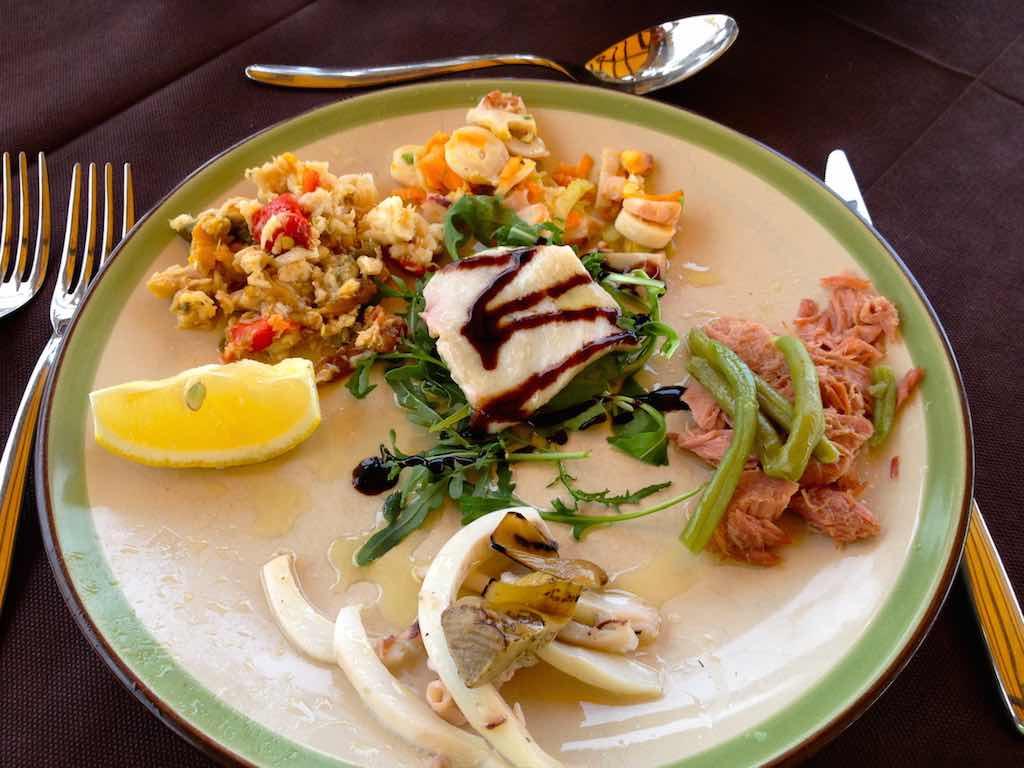 eten in de Abruzzen