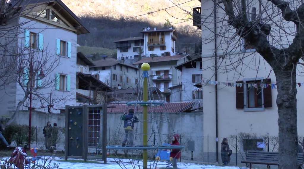 Het dorp zonder zon