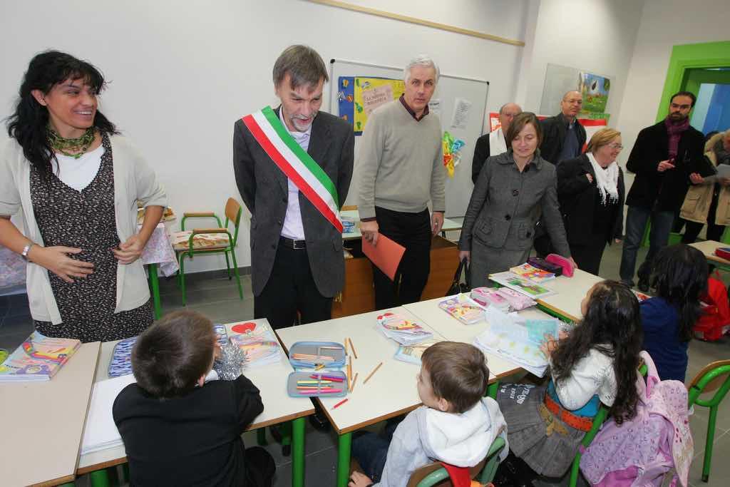 oudergesprekken op school in Italië