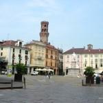 Te voet naar Rome - Vercelli