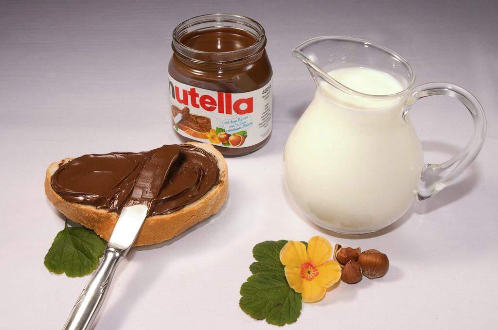 8 feiten die je misschien nog niet wist over Nutella