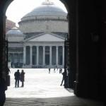 mooiste pleinen van italie - Piazza del Plebiscito Napels