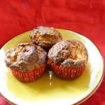 Italiaanse muffin met ricotta