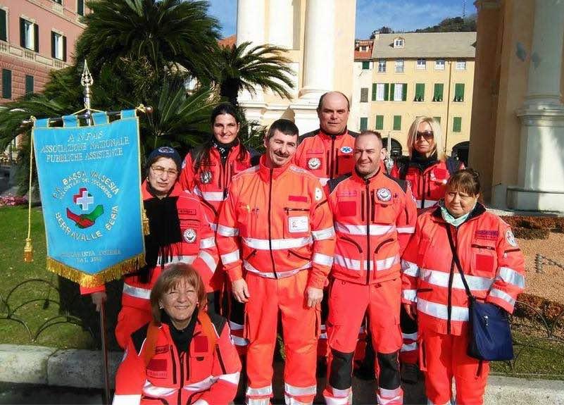 vrijwilligerswerk in Italië