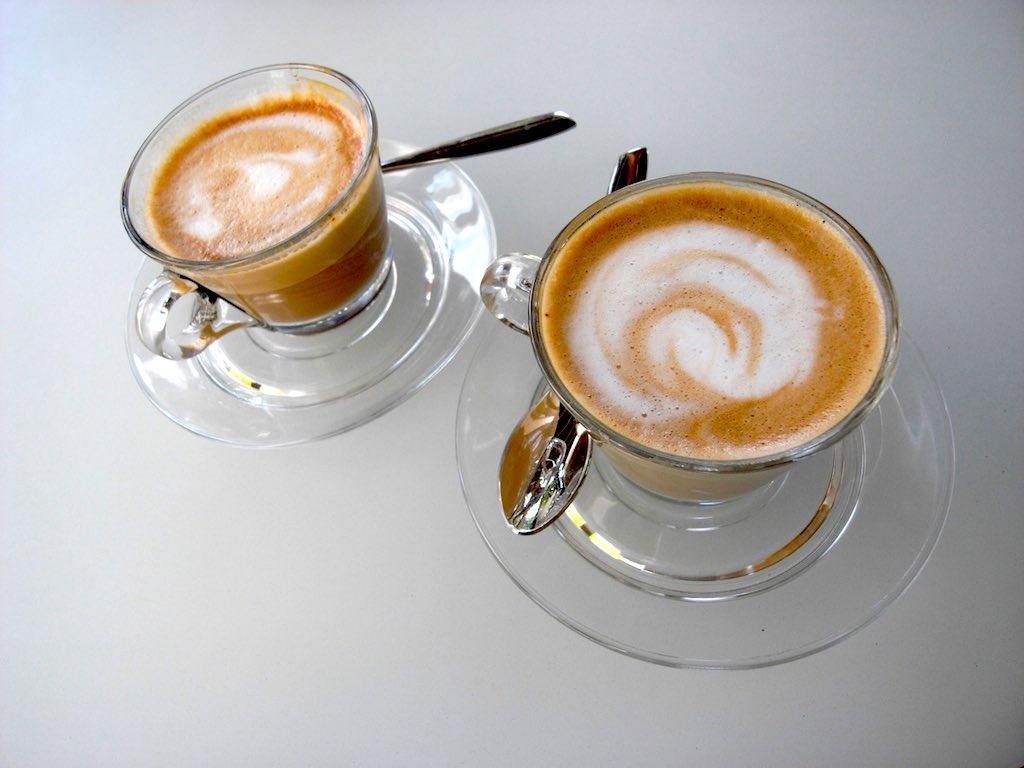 Koffie bestellen in Italië