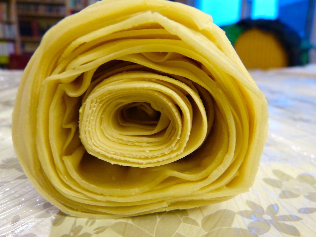 italiaans recept sfogliatelle 2
