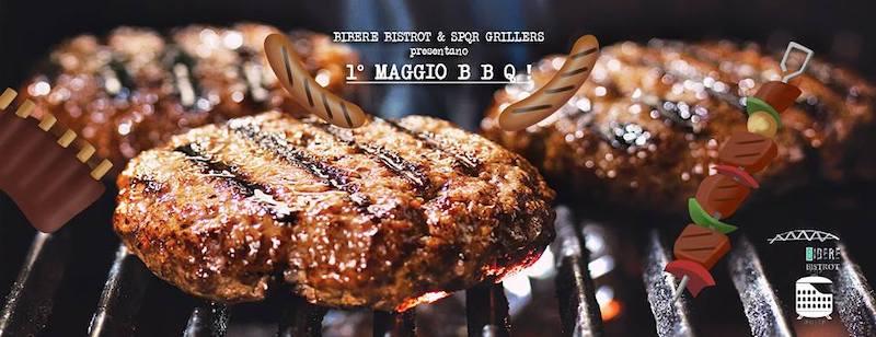 1 mei aftrap BBQ seizoen
