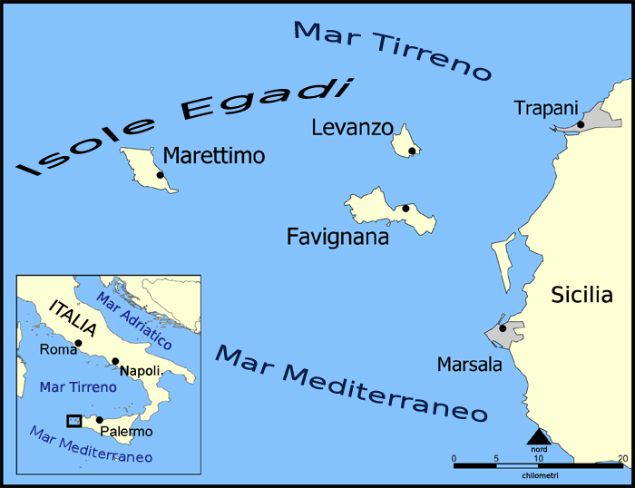 Egadische-eilanden