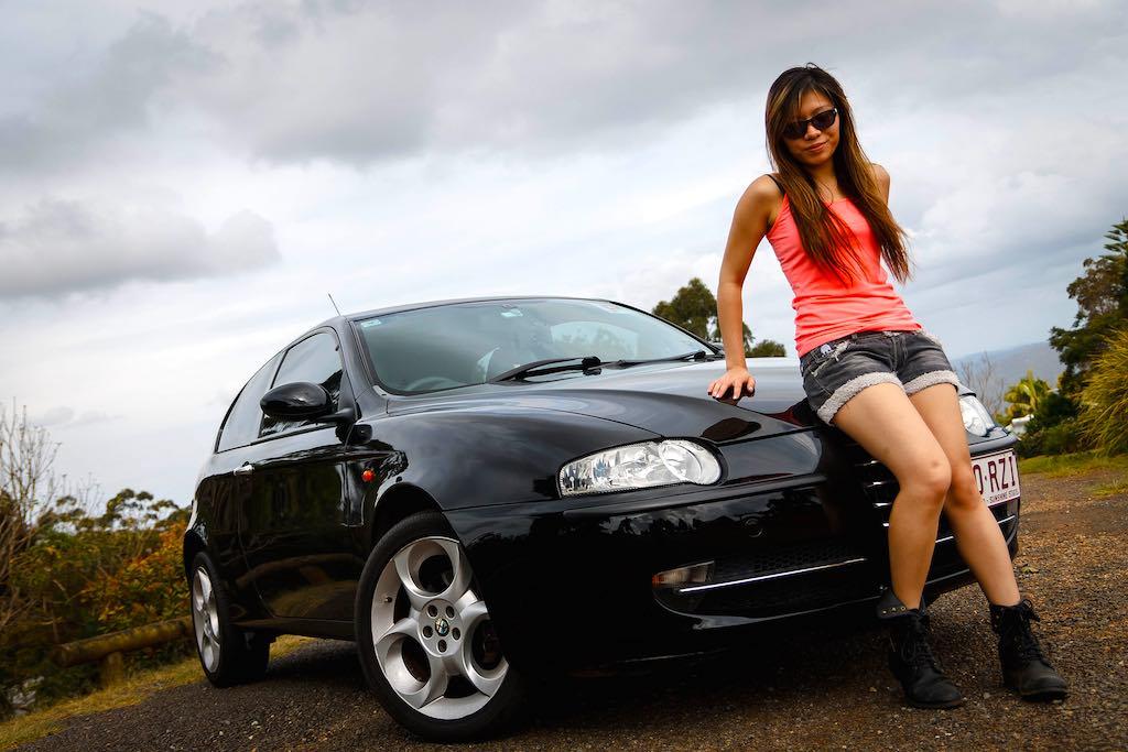 Alfa 147 betaalbare Italiaanse klasse