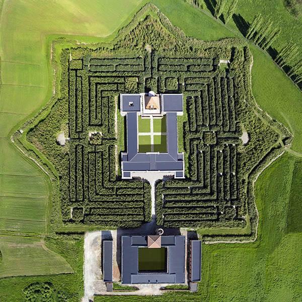 Labirinto della Masone 1 - doolhof Italië