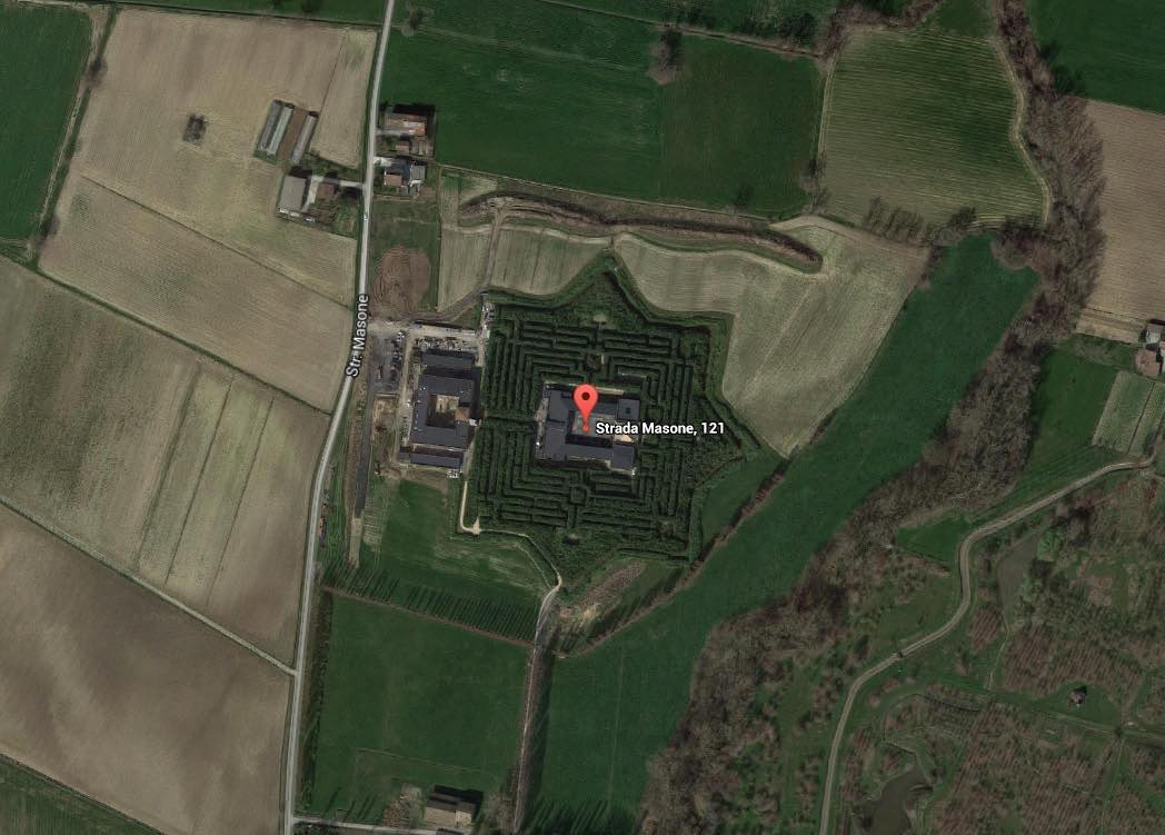 Labirinto della Masone 2 - doolhof Italië