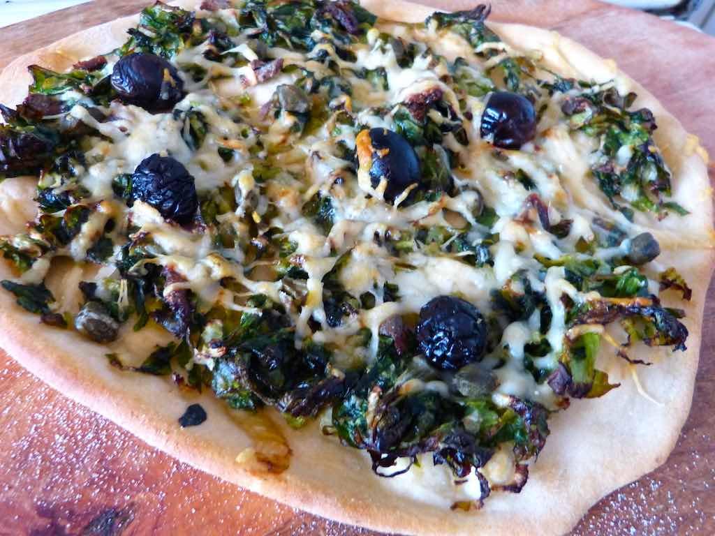 bloem water gist zout passie pizzaboek pizzarecepten 3