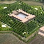 Het grootste doolhof van de wereld in Italië