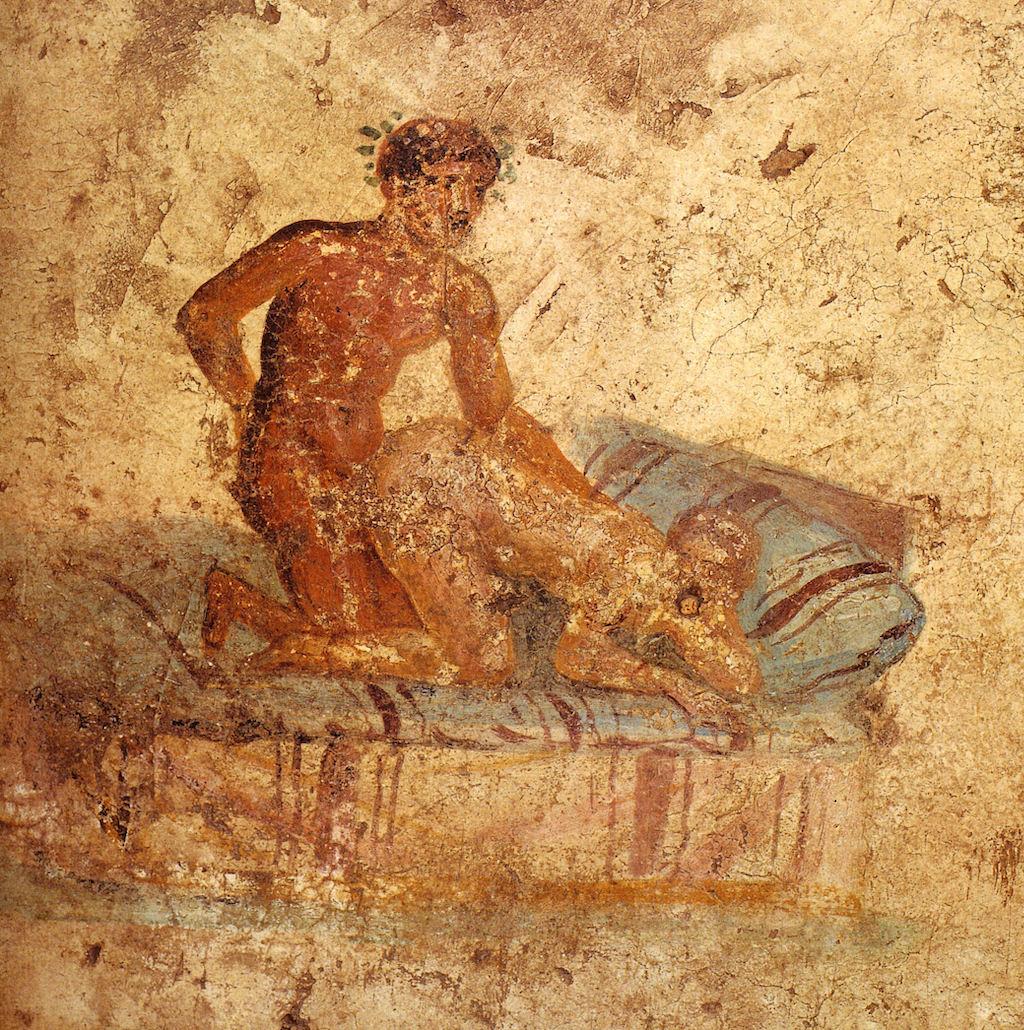 Seks in Pompeï