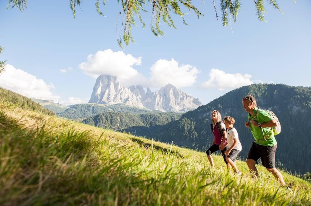 Val Gardena Active biedt activiteiten voor jong en oud