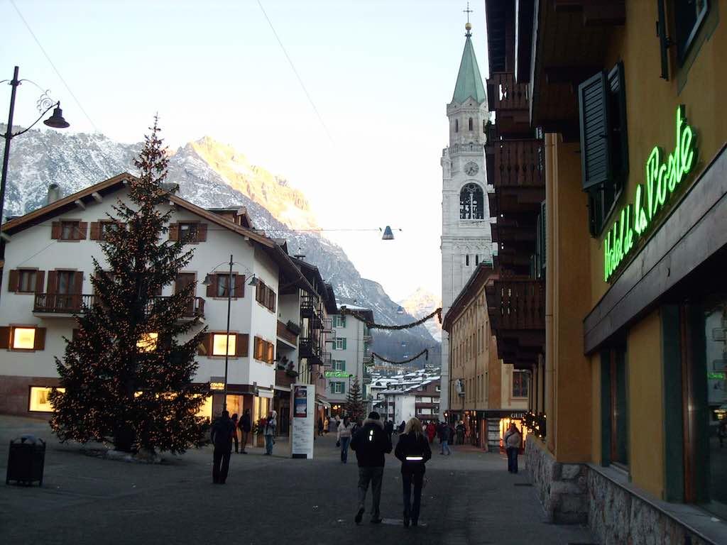 Cortina d'Ampezzo - Dolomieten