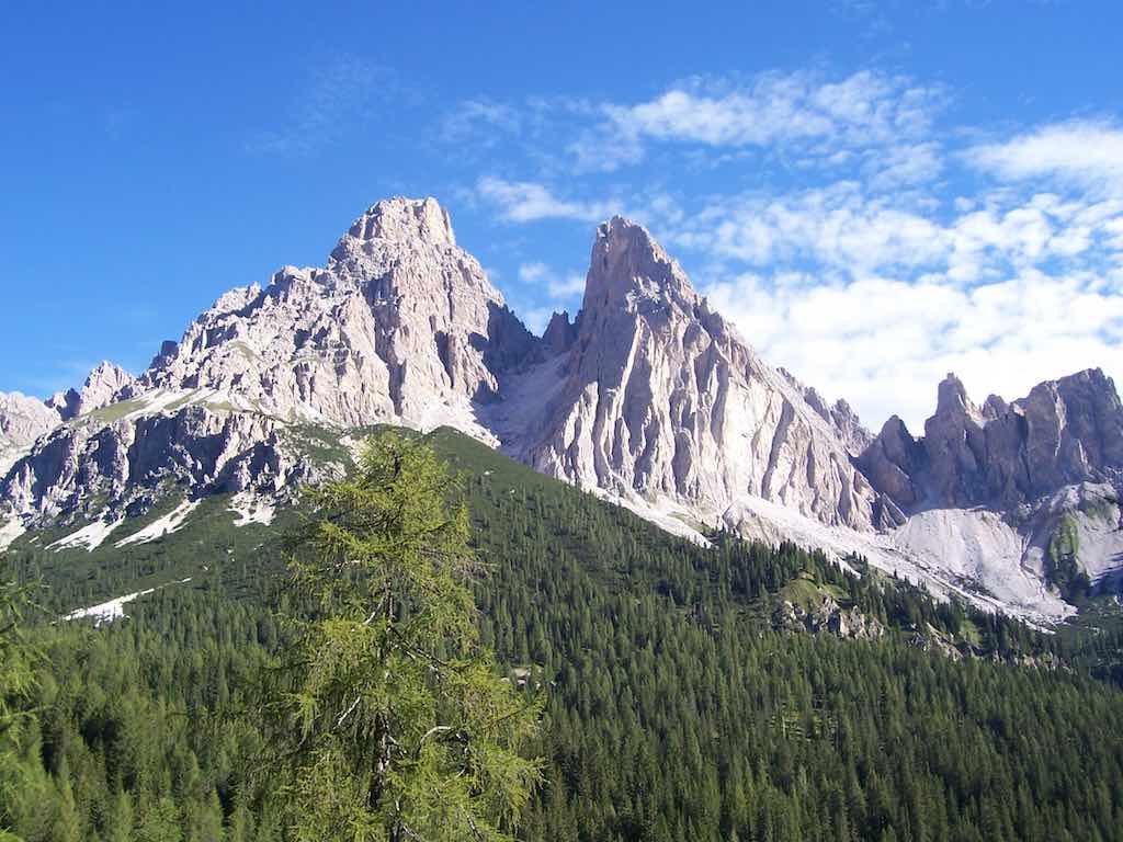 Monte Cristallo - Dolomieten