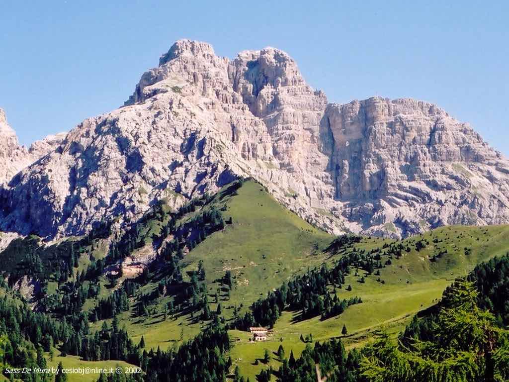 Parco Nazionale Dolomiti Bellunesi - Dolomieten