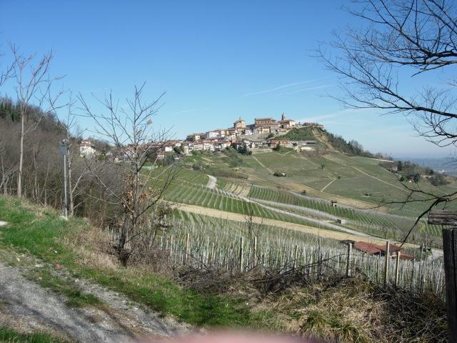 La Morra in Piemonte