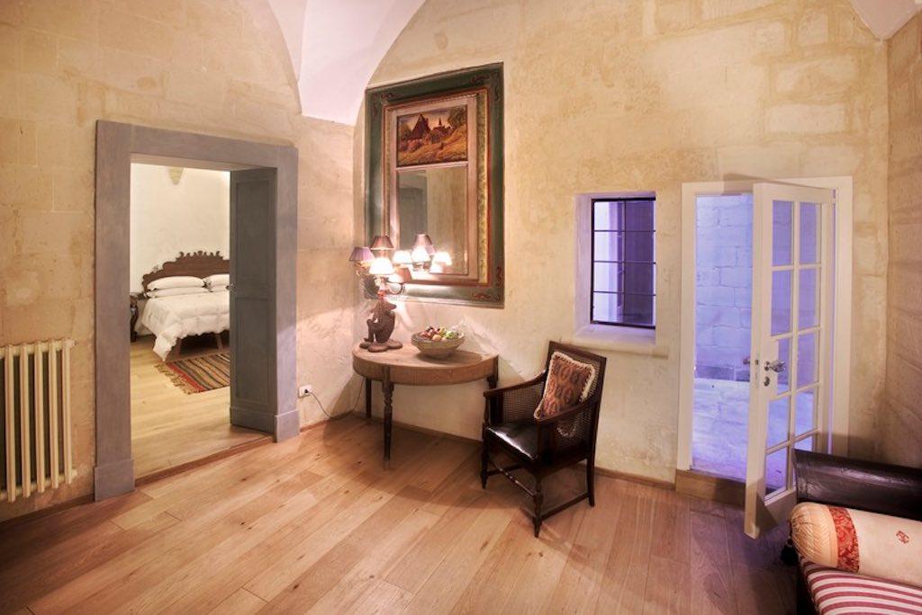 Palazzo Gorgoni, Camera di letto