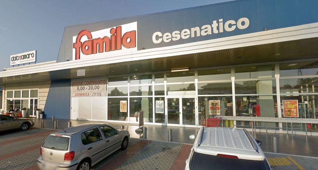Famila Supermarkt in Italië