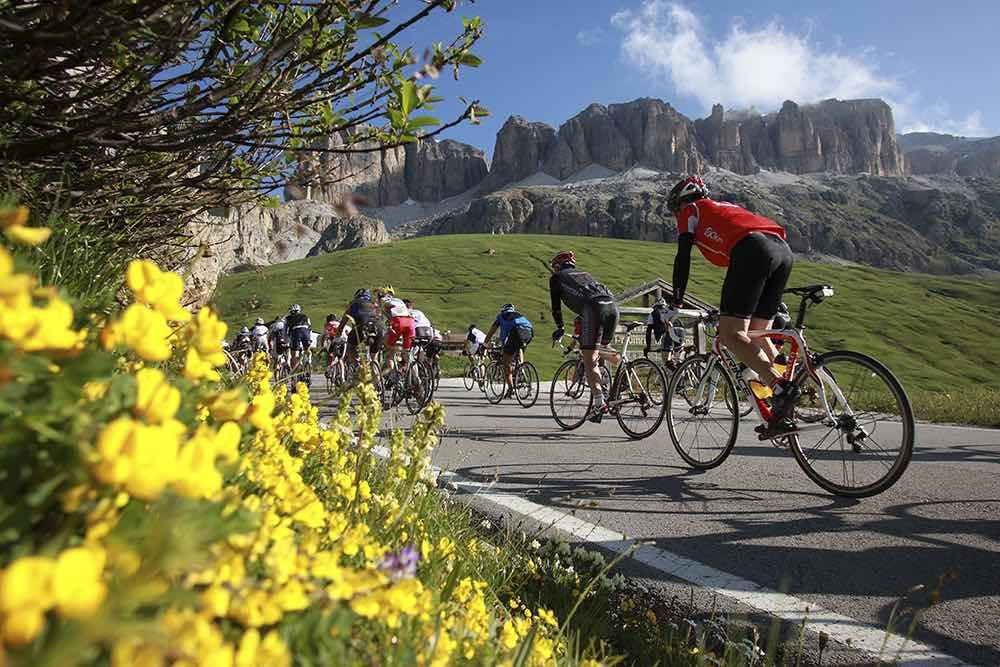 Giro d'Italia in Zuid-Tirol