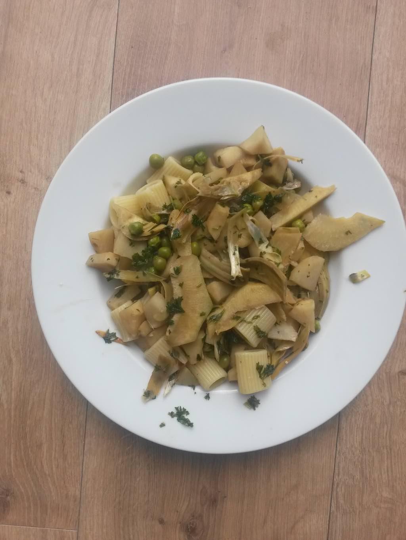 artisjok met aardpeer-italiaans recept
