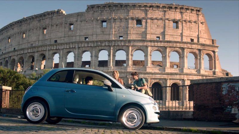 auto huren in rome - autorijden in rome