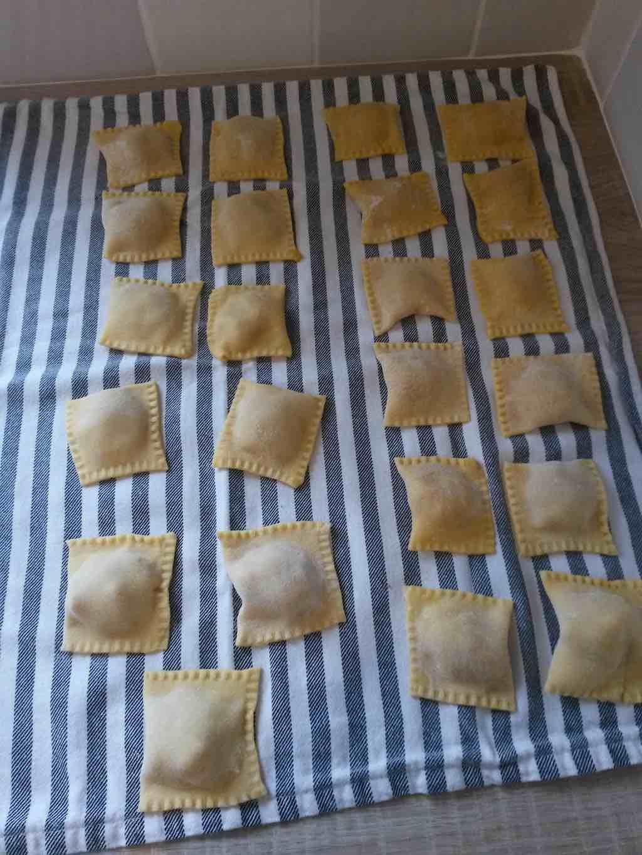 pompoenravioli-italiaans recept