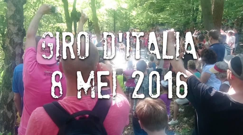 giro d'italia 2016 8 mei 2016 arnhem