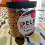 Meelwormen-pasta